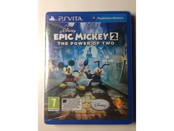 Epic Mickey 2: The Power of Two (psvita)