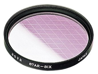 HOYA Filter Star 6 77mm