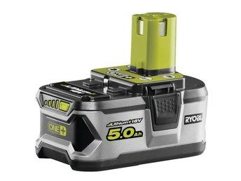 Javascript är inaktiverat. - Forshaga - Lithium+batteri 18V 5,0Ah. Kompatibelt med alla Ryobimaskiner i ONE systemet (även äldre modeller). Laddas i Ryobi 18V-laddare (obs! medföljer ej). OBS! LÄS HELA ANNONSEN Frakten betalas av köparen. Skickas med Schenker oavsett var du bor. - Forshaga