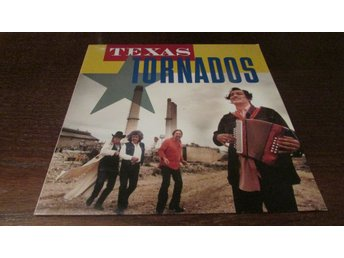 TEXAS TORNADOS - TEXAS TORNADOS - LP - 1990 - COUNTRY