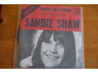 SANDIE SHAW-PUPPET ON A STRING
