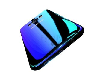 Mobilskal FLOVEME Blue Light Case For Blue Note 8