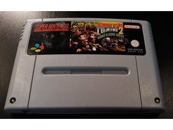 Donkey Kong Country 2 Diddys Kong Quest - Super Nintendo / Snes