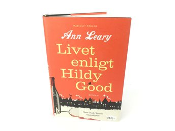 Livet enligt Hildy Good Ann Leary ISBN 9789187783586
