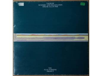 The Alan Parsons Project - Tales Of Mystery And Imagination (LP 1976)