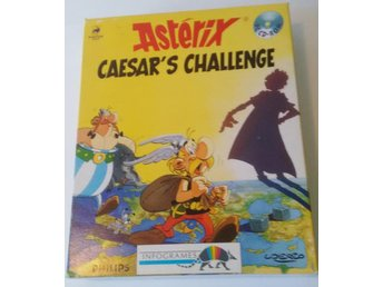 PC CD Big Box Asterix Caesars Challenge