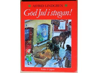 god jul i stugan astrid lindgren