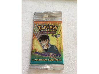 Pokémon - Gym Heroes Booster Pack