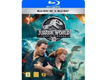 Jurassic World 2 - Fallen Kingdom (3D+Blu-ray)