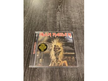 Iron Maiden - Iron Maiden - CD Album