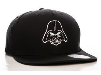 STAR WARS DARTH VADER snap back keps,  HELT NY MED TAGS!!!