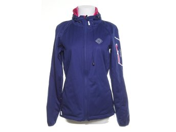 On The Peak, Vindjacka, Strl: 36, Lila/Rosa, Polyester
