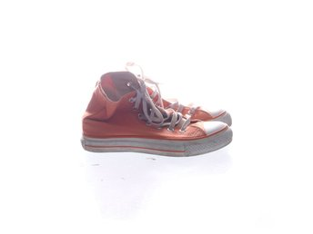 Converse, Tygskor, Strl: 37, Orange