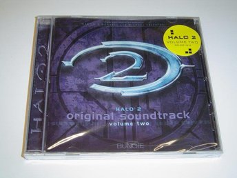 Halo 2 Vol.2 Original Soundtrack Musik *NYTT*
