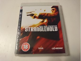 - John Woo Presents Stranglehold #REA# PS3 -