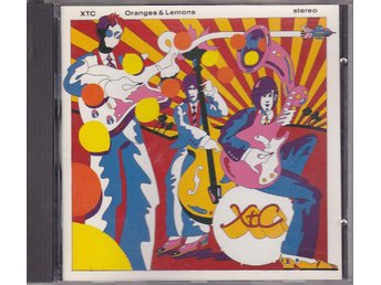 XTC: Oranges & Lemons 1989 (Andy Partridge) CD