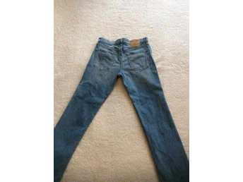 Fina jeans Hollister str 30/30 slim