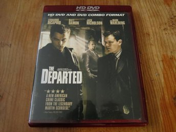 THE DEPARTED (HD DVD)