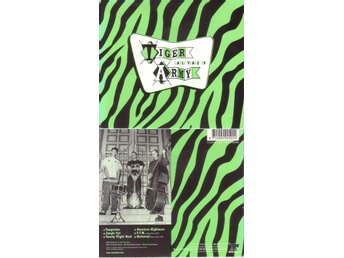 Tiger Army - Early Years EP (DigiPak)