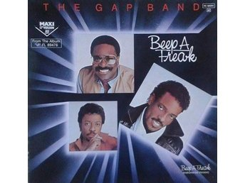 The Gap Band title* Beep A Freak* Germany 12""