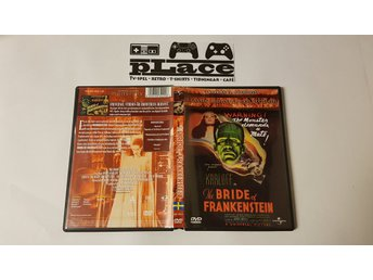 The Bride Of Frankenstein - Classic Monster Collection DVD