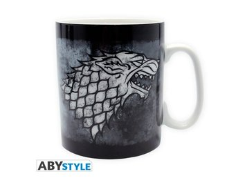 Mugg - Game of Thrones - Stark (ABY064)