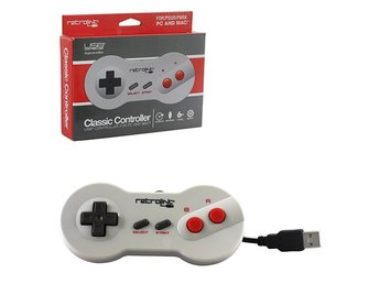 NES USB Controller Dogbone Style