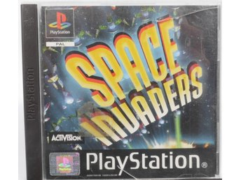 Space Invaders - PS1 - PAL (EU)
