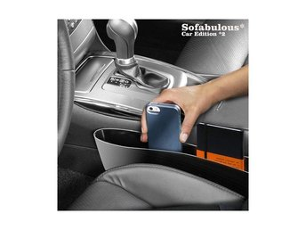 Bilorganiserare (2-pack) Sofabulous Car Edition