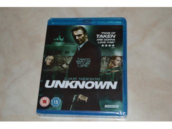 Unknown (2011) Film Bluray Nyskick