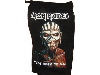SHORTS: IRON MAIDEN
