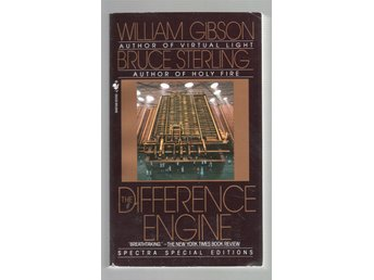 William Gibson - The Difference Engine