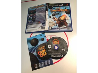 Hugo CannonCuise Playstation 2 PS2 Komplett med manual