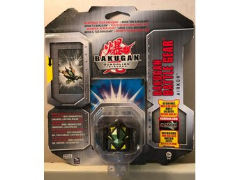 Bakugan Gandalian Invaders - Bakugan Battler Gear + 3 st kort