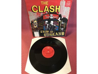 "CLASH - THIS IS ENGLAND 12"" MAXI"
