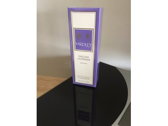 English Lavender 50 ml Eau de Toilette Yardley London inplastad