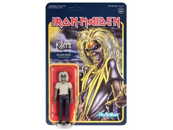 "IRON MAIDEN ""KILLER EDDIE"" ACTION FIGURE / KILLERS"