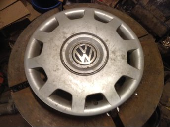 VW Passat, Golf mm, navkapsel 15 tum