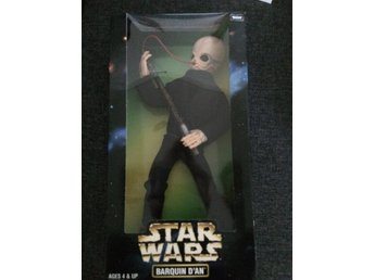 STAR WARS Barquin D'an Action Figure 90-talet