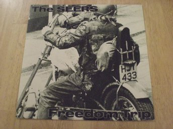 "The Seers - Freedom Trip 12""  [ EX ]"