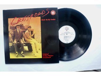 ** Ry Cooder ‎– Crossroads - Original Motion Picture Soundtrack **