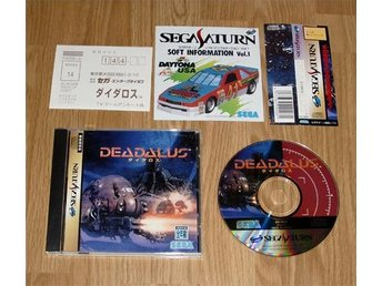 Saturn Japan: Deadalus