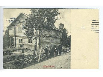HÖGANLOFT.FOLK KV 7. 1909