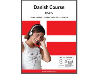 Danish basic course CD