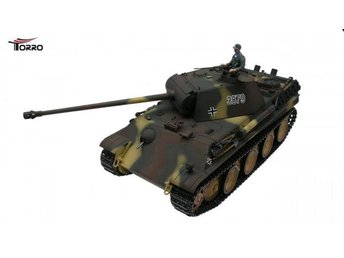 NYHET Torro Panther Ausf. G airbrush Edition * IR stridssystem *