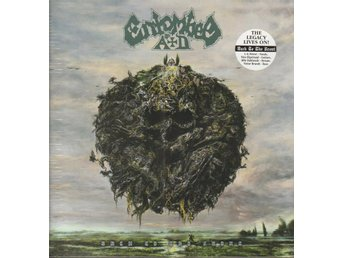 ENTOMBED A.D. - BACK TO THE FRONT (GATEFOLD) LP
