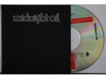 Midnight Oil – Midnight Oil – CD - Norrahammar - Midnight Oil – Midnight Oil – CD - Norrahammar