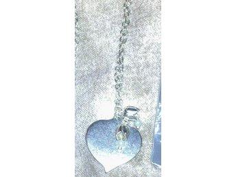 Pilgrim halsband belflower nytt med ljusblå pärlor silverfärgat - Malmö - Pilgrim halsband belflower nytt med ljusblå pärlor silverfärgat - Malmö