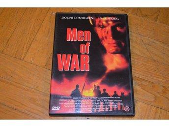 Men Of War ( Dolph Lundgren ) DVD - Töre - Men Of War ( Dolph Lundgren ) DVD - Töre