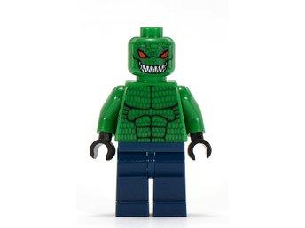 Lego Batman - Figurer - Killer Croc Klassiska - Uddevalla - Lego Batman - Figurer - Killer Croc Klassiska - Uddevalla